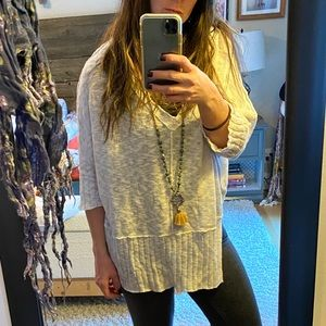 Urban Outfitters Oversized White Sweater
